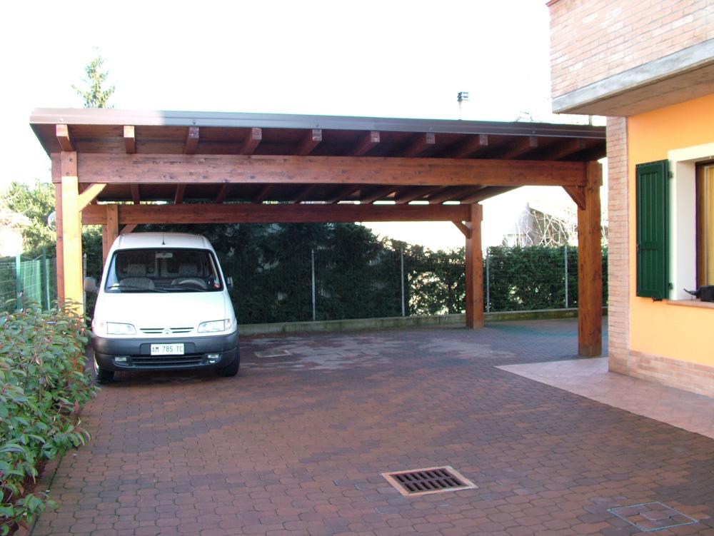 carport e garage su misura e senza opere murarie