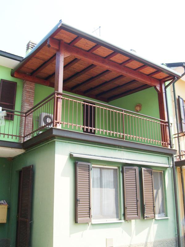 Favorito Coperture terrazzi: realizzazione e produzione di copri balcone e  LU89