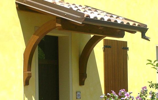 Copri porta e copri finestra installazione senza opere murarie - Tettoia per porta ingresso ...