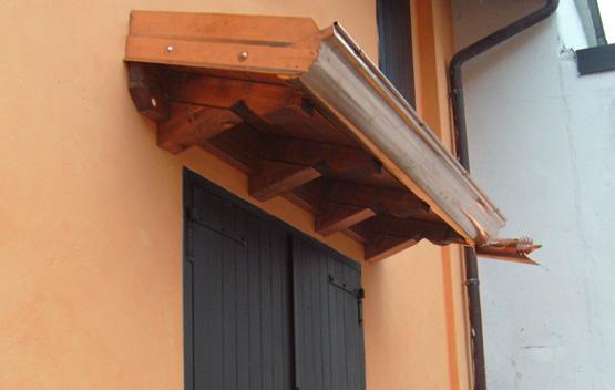 Copri porta e copri finestra installazione senza opere murarie - Tettoie per finestre ...