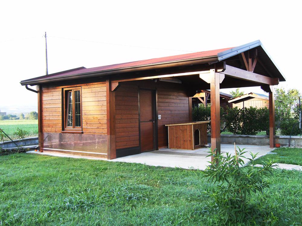 Gazebo e casette in legno for Planimetrie semplici della casetta di legno