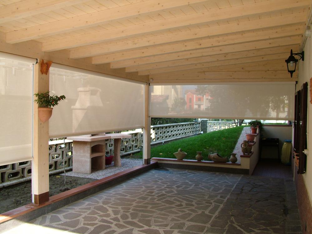 Pareti frngivento chiusure frangivetro - Barriere antirumore per terrazzi ...