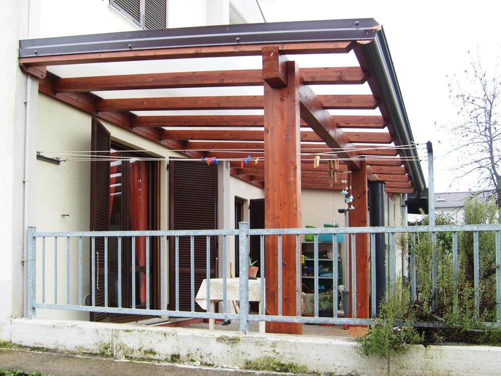 Porticati Trasparenti - Porticato, tettoia, pensilina